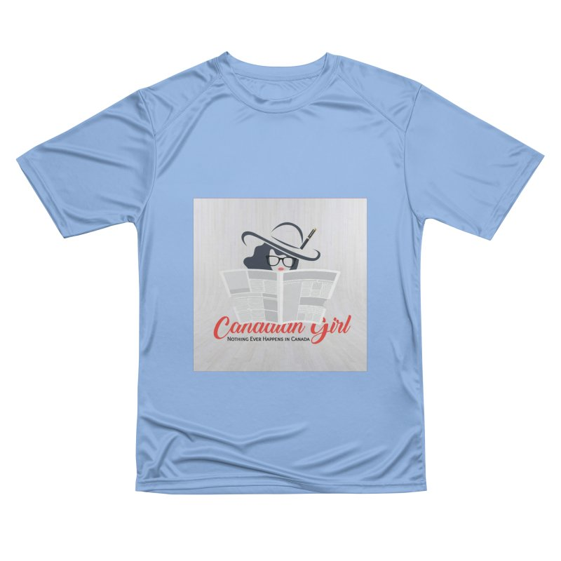 Women in Writing Men's T-Shirt by The Nothing Canada Souvenir Shop