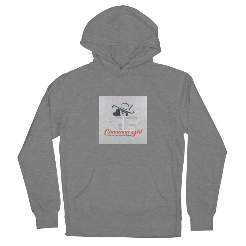 Women in Writing Women's Pullover Hoody by The Nothing Canada Souvenir Shop