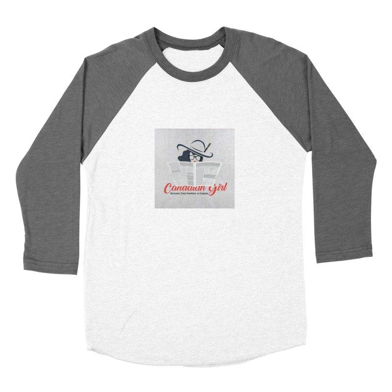 Women in Writing Women's Longsleeve T-Shirt by The Nothing Canada Souvenir Shop