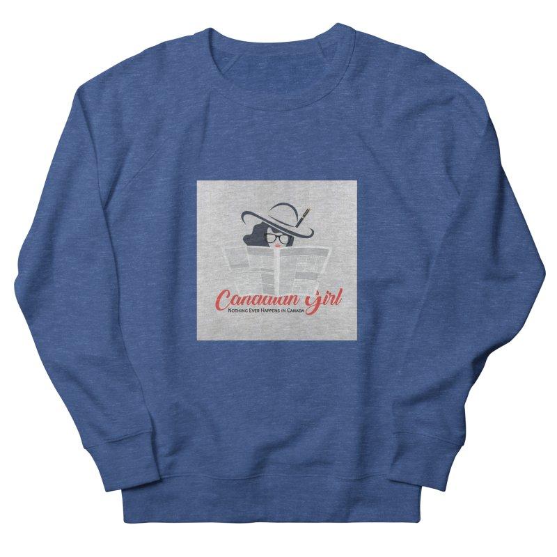 Women in Writing Men's Sweatshirt by The Nothing Canada Souvenir Shop