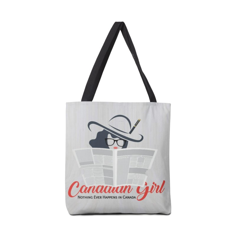 Women in Writing Accessories Tote Bag Bag by The Nothing Canada Souvenir Shop