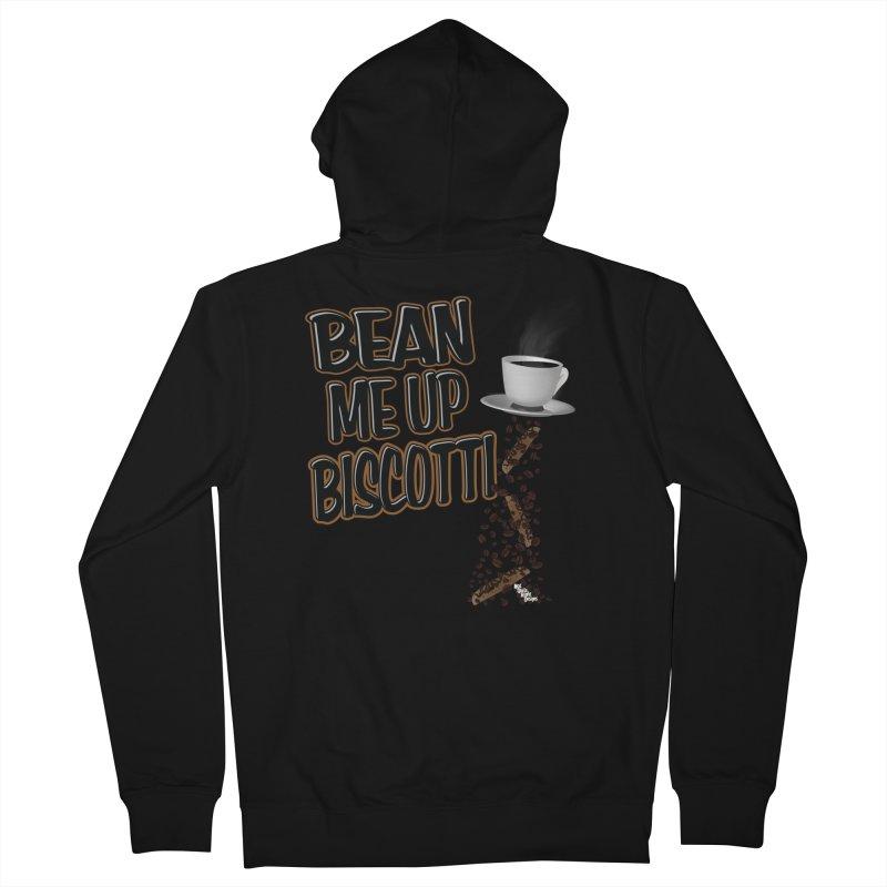 BEAN ME UP BISCOTTI   by NotQuiteRightDesigns