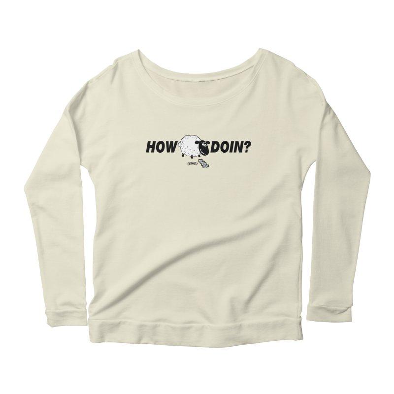 HOW EWE DOIN?   by NotQuiteRightDesigns