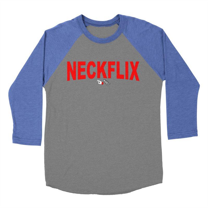 NECKFLIX   by NotQuiteRightDesigns