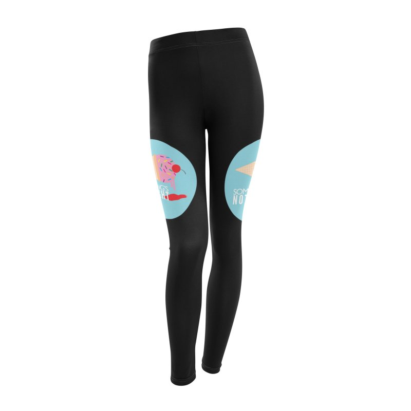 Something's Not Right logo Women's Bottoms by Something's Not Right