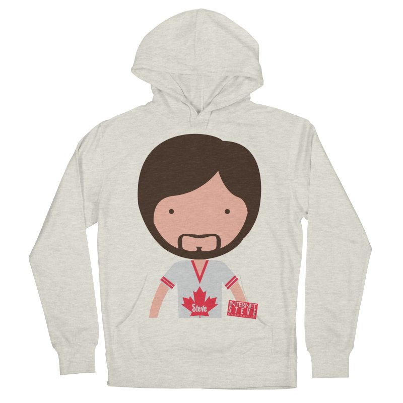 Internet Steve Women's French Terry Pullover Hoody by Something's Not Right