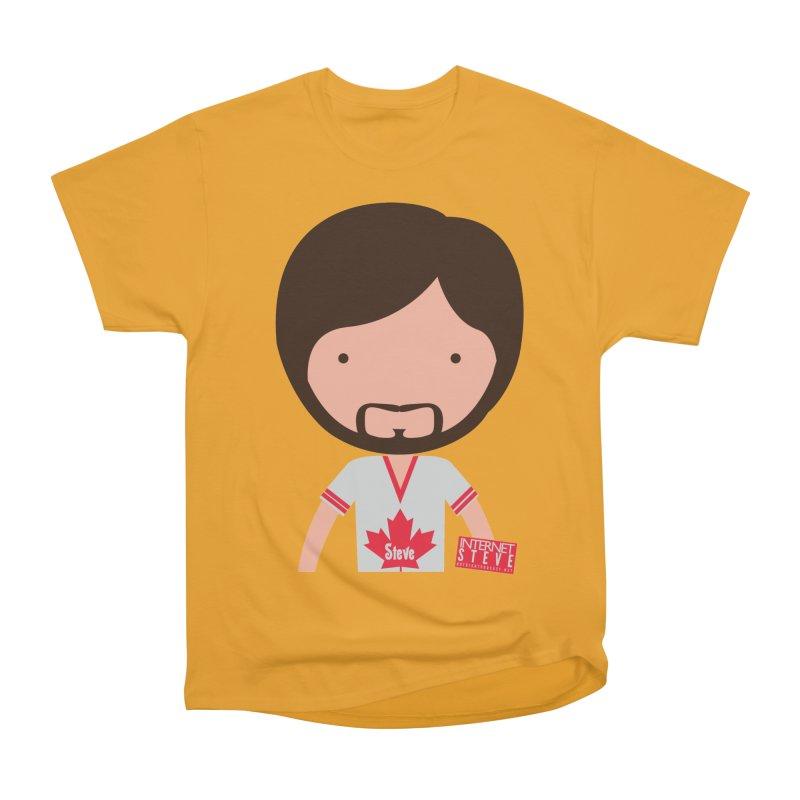 Internet Steve Women's Heavyweight Unisex T-Shirt by Something's Not Right