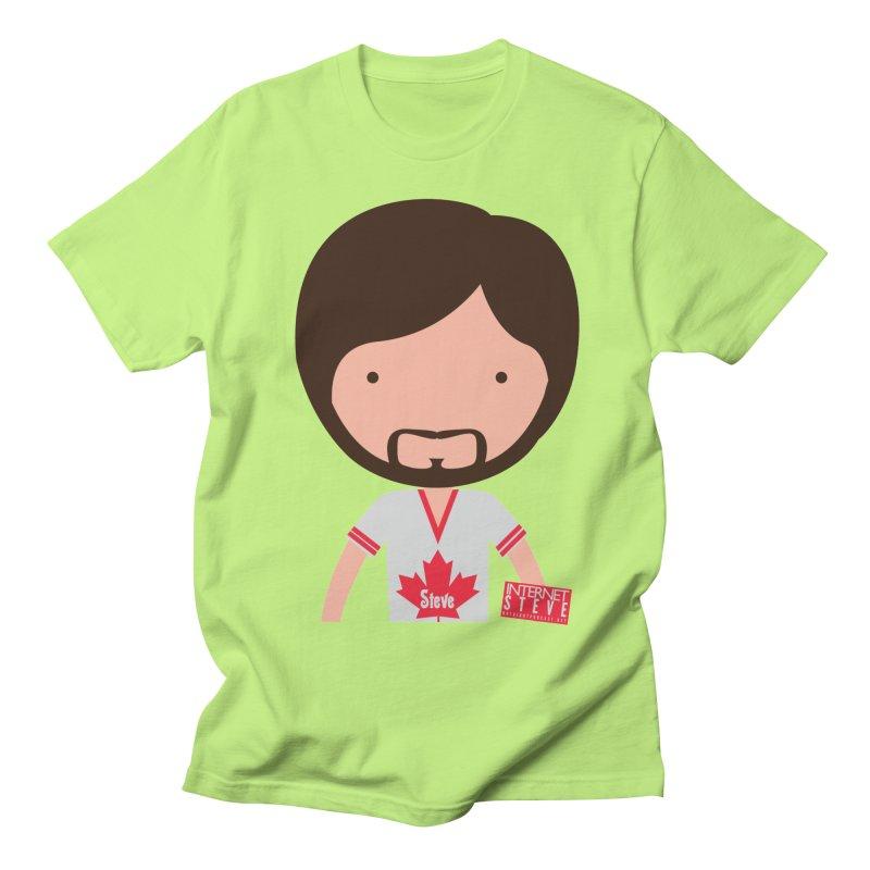 Internet Steve Women's Regular Unisex T-Shirt by Something's Not Right