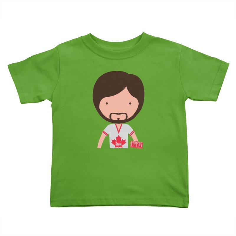 Internet Steve Kids Toddler T-Shirt by Something's Not Right