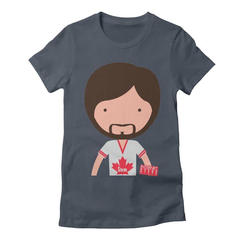 Internet Steve Women's T-Shirt by Something's Not Right