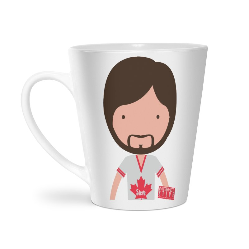 Internet Steve Accessories Latte Mug by Something's Not Right
