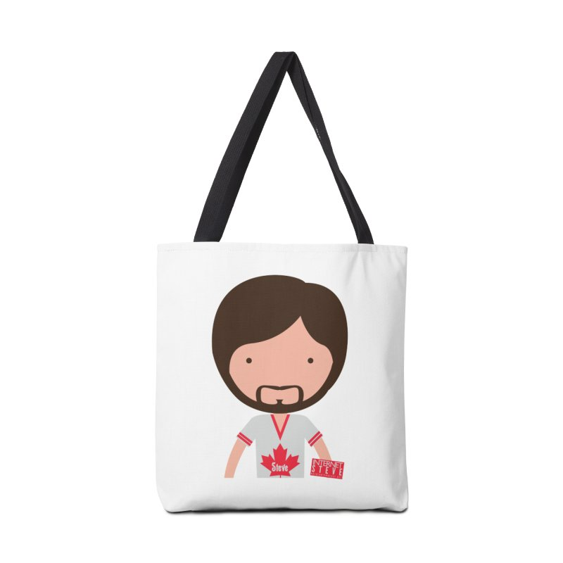 Internet Steve Accessories Tote Bag Bag by Something's Not Right