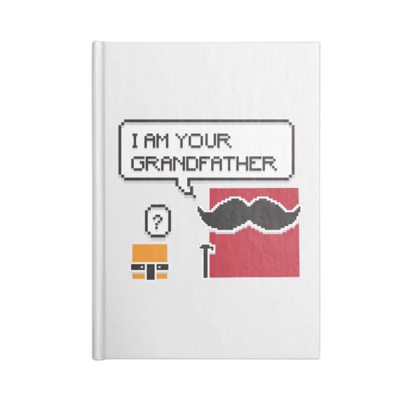 Says Megapixel Accessories Notebook by Vectoran