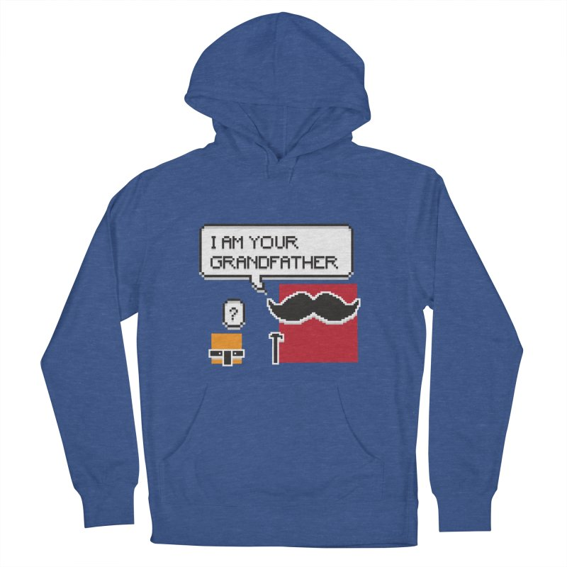 Says Megapixel Men's Pullover Hoody by Vectoran