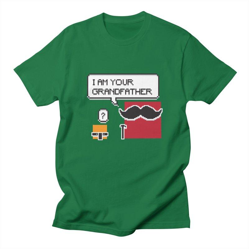 Says Megapixel Men's Regular T-Shirt by Vectoran