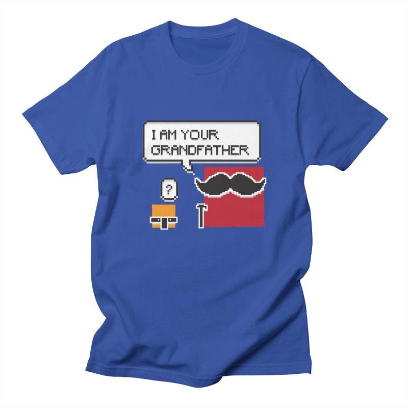 Says Megapixel Men's T-Shirt by Vectoran