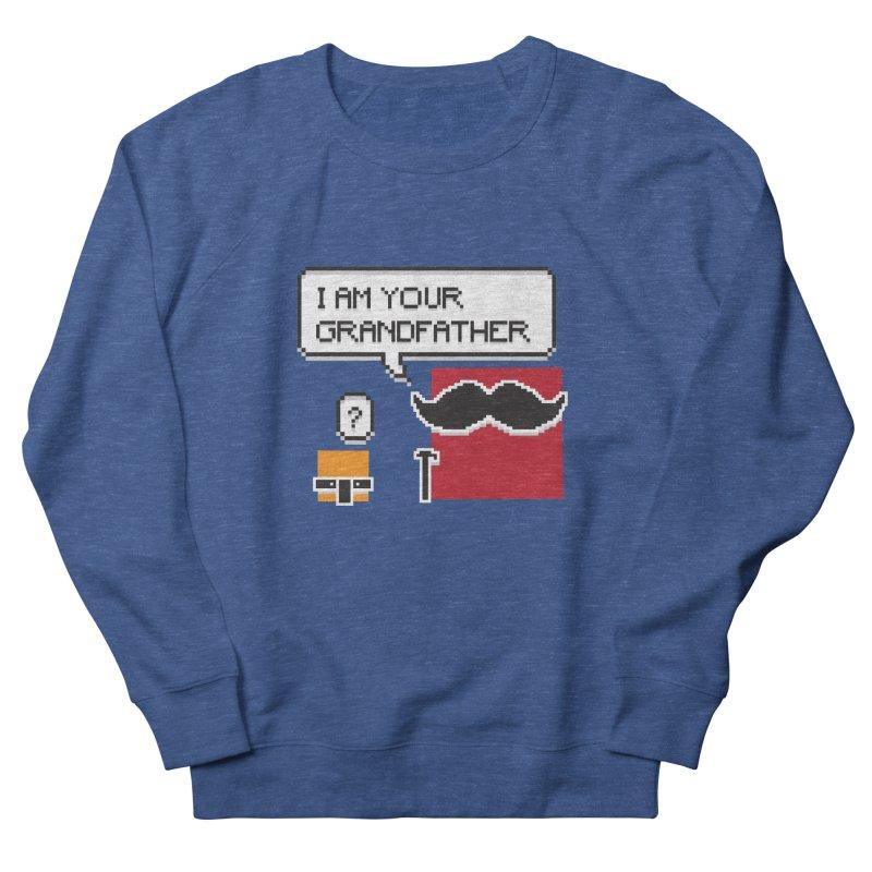 Says Megapixel Women's French Terry Sweatshirt by Vectoran