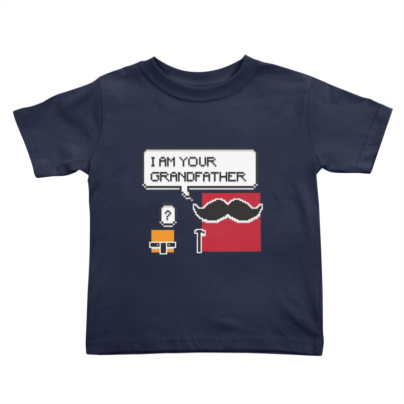 Says Megapixel Kids Toddler T-Shirt by Vectoran