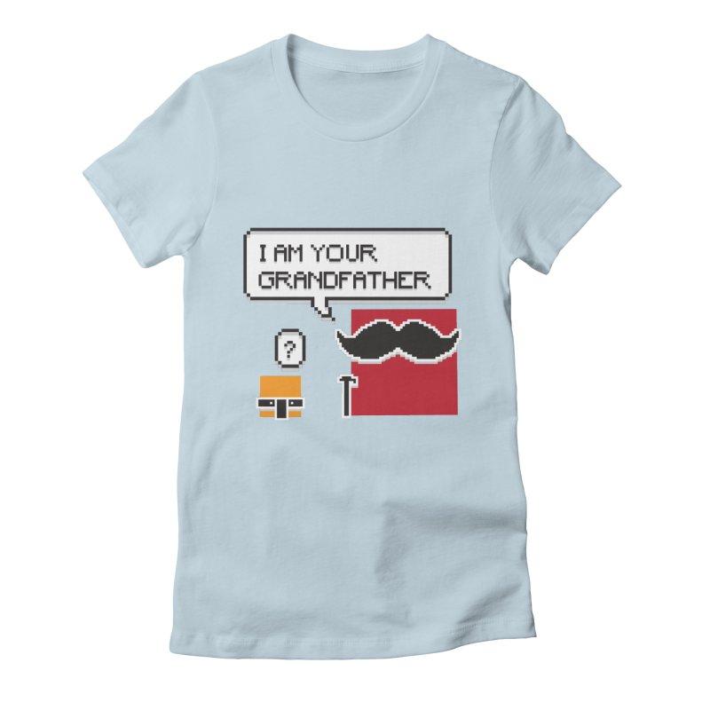 Says Megapixel Women's T-Shirt by Vectoran