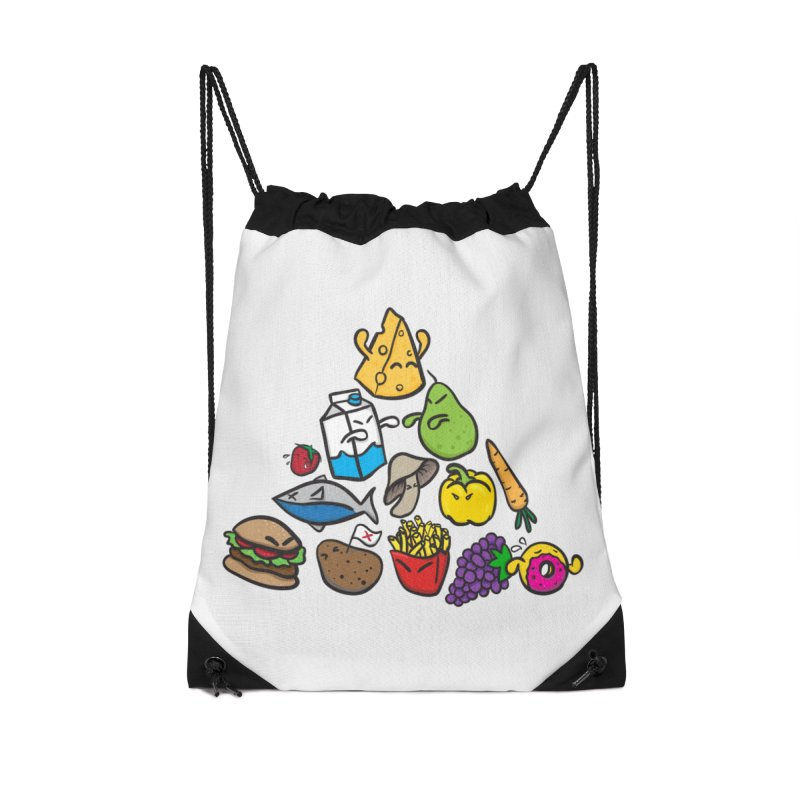 Imbalance Diet Accessories Bag by Vectoran