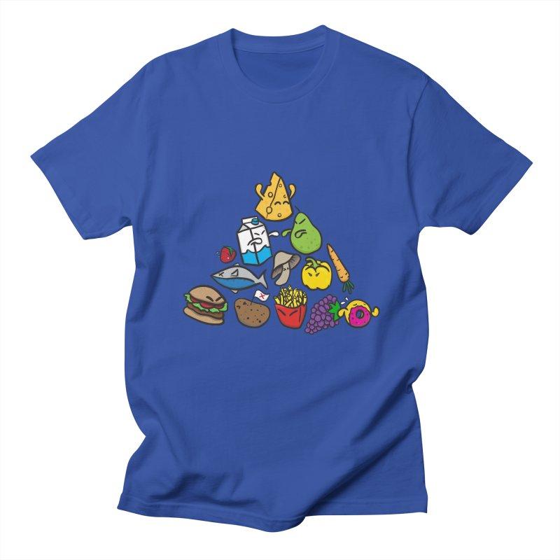 Imbalance Diet Women's Unisex T-Shirt by Vectoran