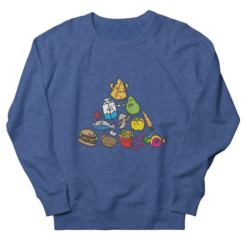 Imbalance Diet Women's Sweatshirt by Vectoran