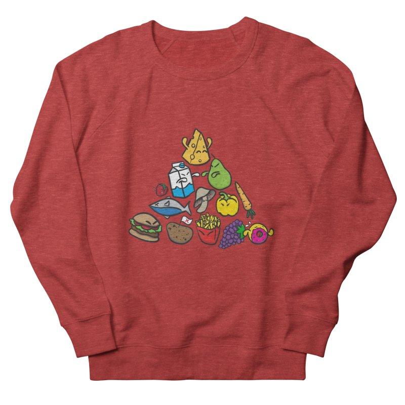 Imbalance Diet Men's Sweatshirt by Vectoran