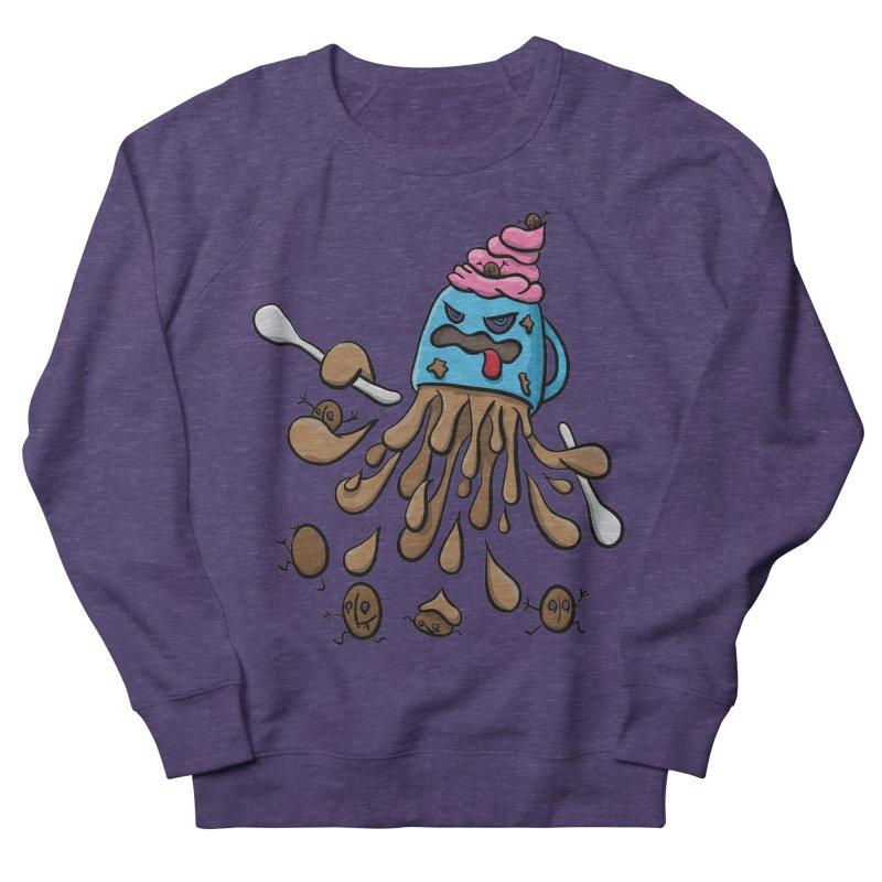 Something's Brewing Women's Sweatshirt by Vectoran
