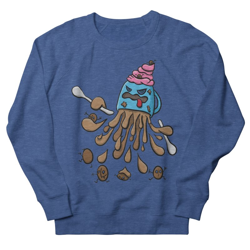 Something's Brewing Men's Sweatshirt by Vectoran