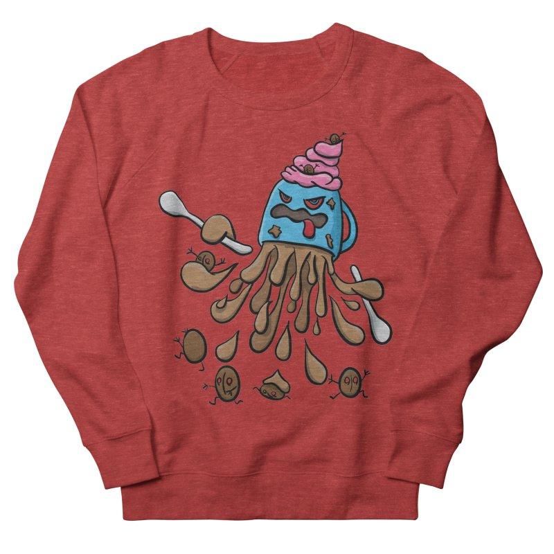 Something's Brewing Men's Sweatshirt by Vectoran