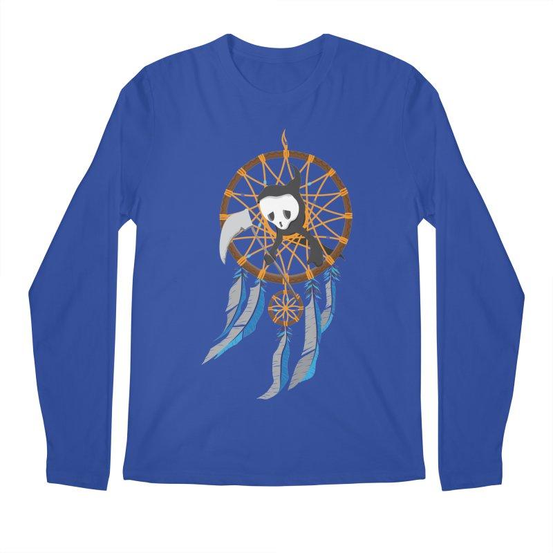 Grim Catcher Men's Longsleeve T-Shirt by Vectoran