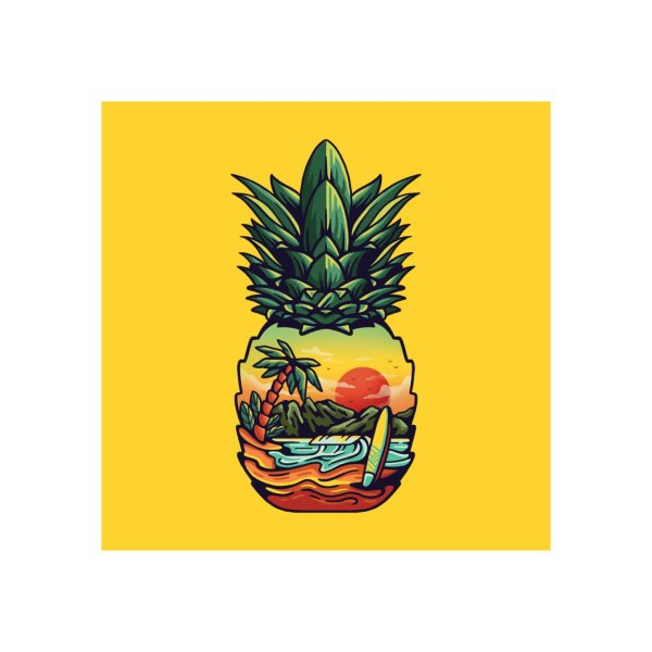 image for PINEAPPLE BEACH
