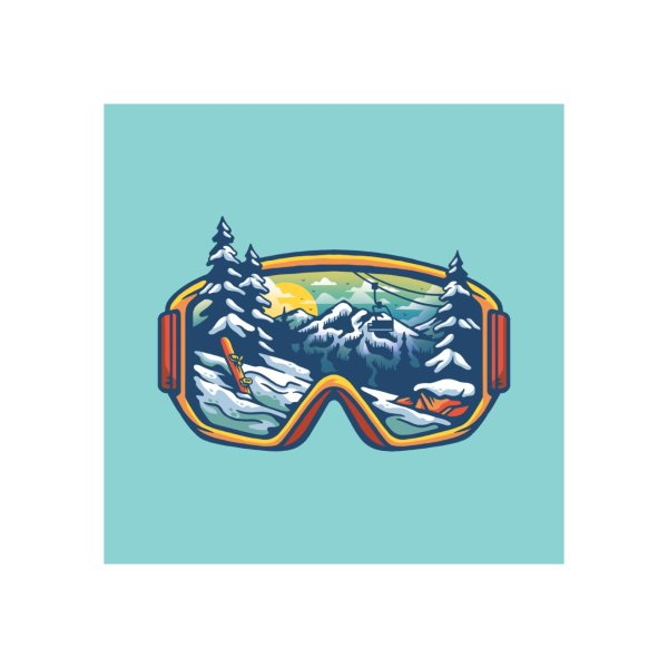 image for SNOWBOARD GOGGLES