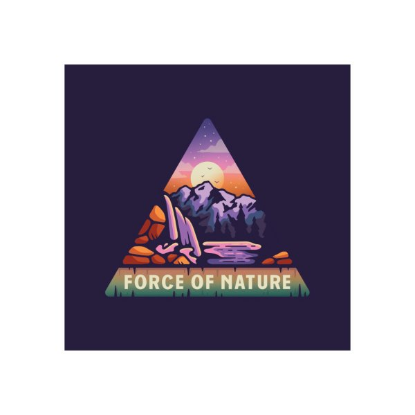 image for FORCE OF NATURE