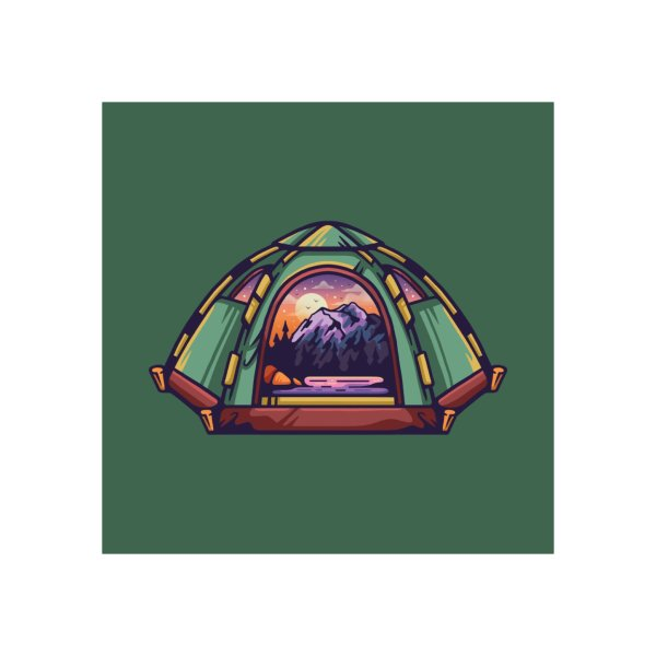Design for TENT OUTDOORS