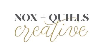 Nox + Quills Creative Logo