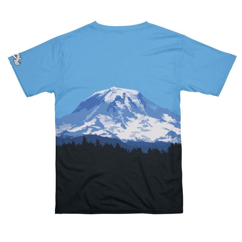 Killer Mt. Rainier (Men's & Women's) Men's Cut & Sew by NPHA.SHOP