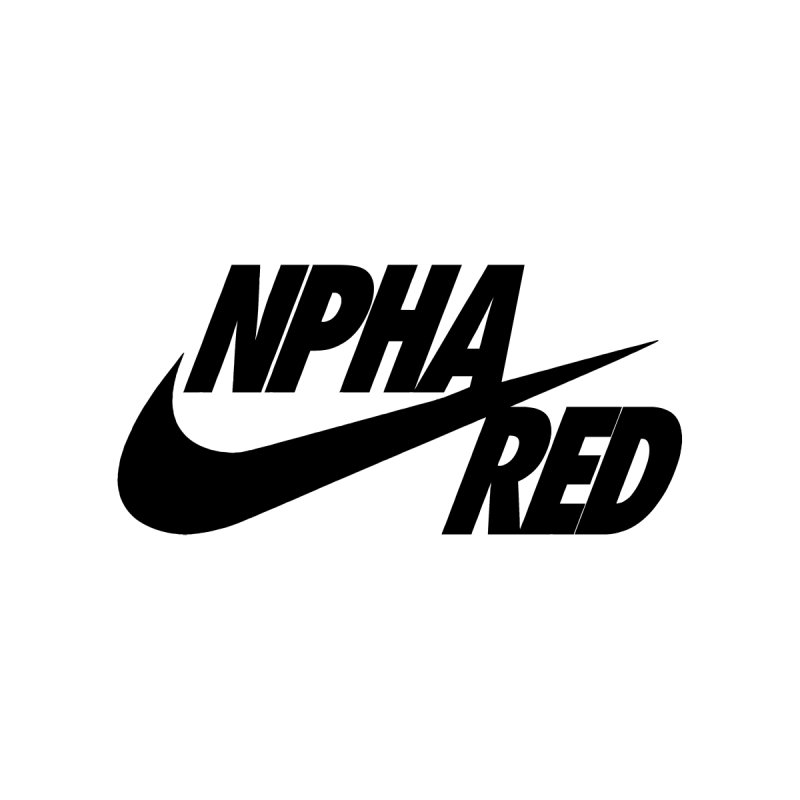 NPHA RED (Men's & Women's) Men's T-Shirt by NPHA.SHOP