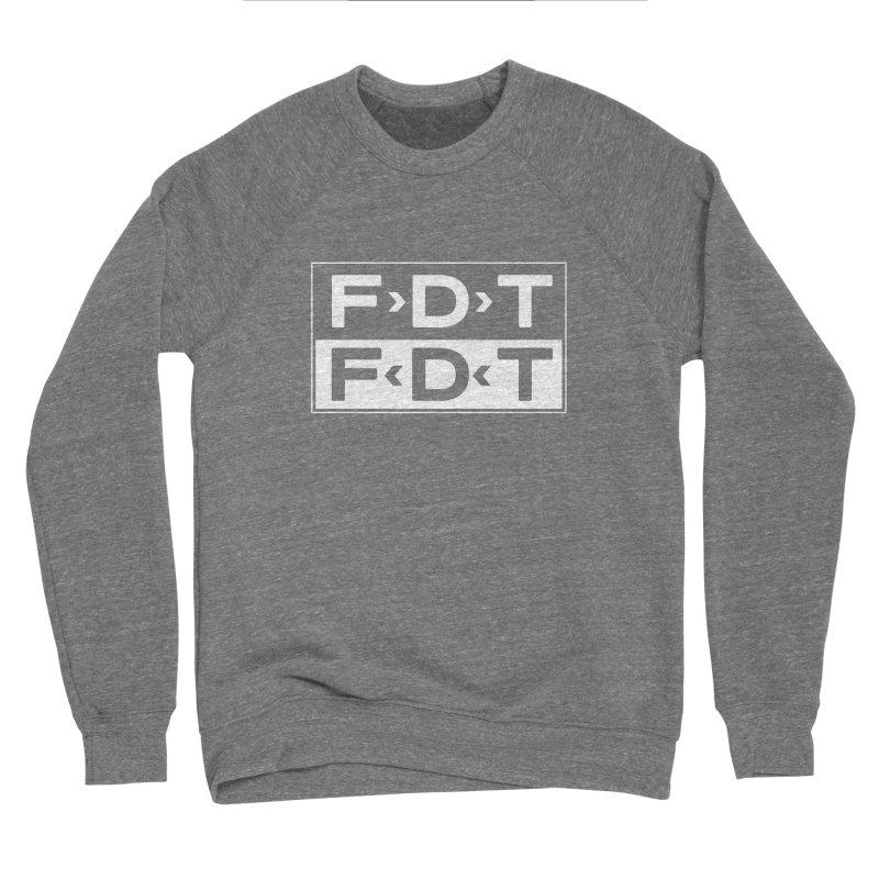 SUB x FDT (Men's & Women's) Men's Sponge Fleece Sweatshirt by NPHA.SHOP