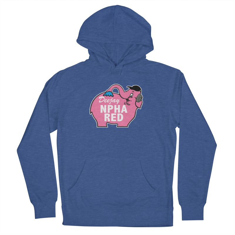 Npha Car Wash (Men's & Women's) Men's French Terry Pullover Hoody by NPHA.SHOP