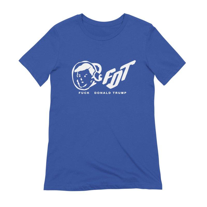 BBC x FDT [Album] (Men's & Women's) Women's Extra Soft T-Shirt by NPHA.SHOP