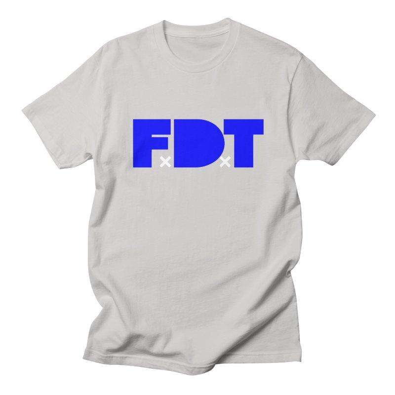 TDE x FDT Blue (Men's & Women's) Women's Regular Unisex T-Shirt by NPHA.SHOP
