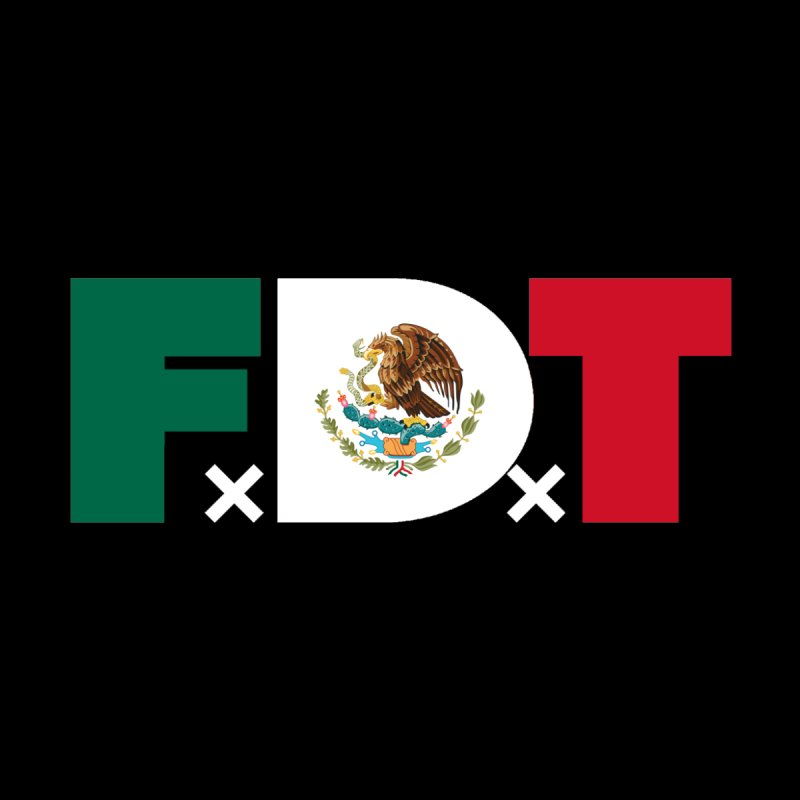 TDE x FDT El Tri (Men's & Women's) by NPHA.SHOP