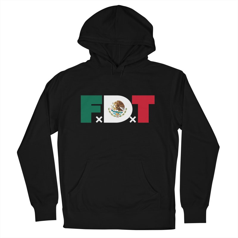 TDE x FDT El Tri (Men's & Women's) Men's French Terry Pullover Hoody by NPHA.SHOP