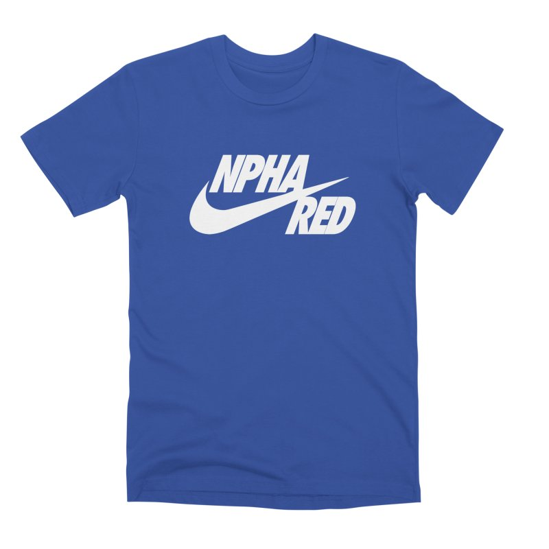 NPHA RED I (Men's & Women's) Men's Premium T-Shirt by NPHA.SHOP