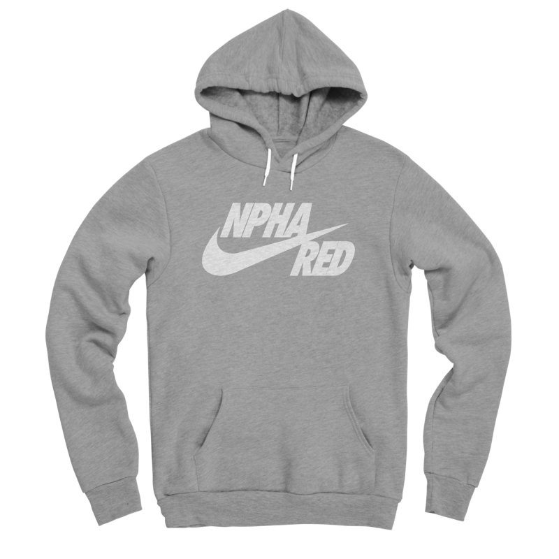 NPHA RED I (Men's & Women's) Women's Sponge Fleece Pullover Hoody by NPHA.SHOP