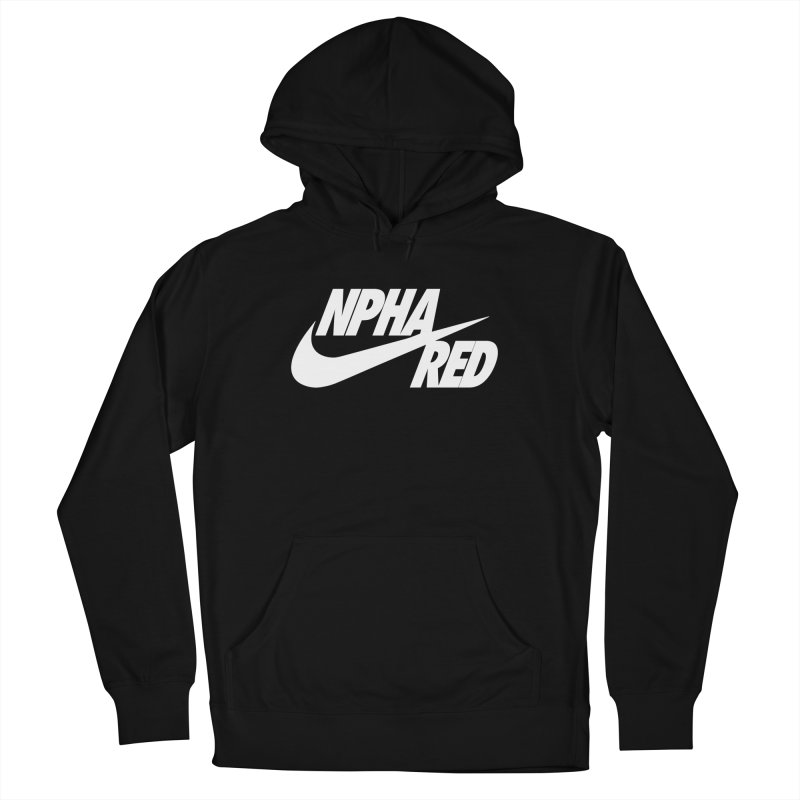 NPHA RED I (Men's & Women's) Men's French Terry Pullover Hoody by NPHA.SHOP