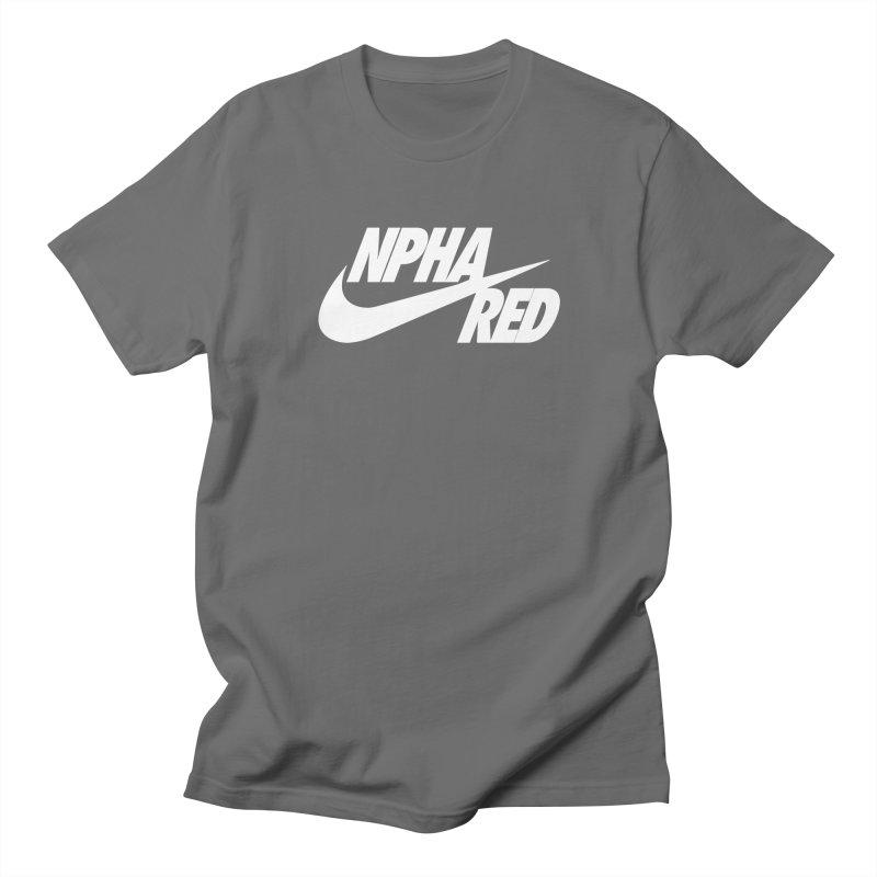 NPHA RED I (Men's & Women's) Men's T-Shirt by NPHA.SHOP