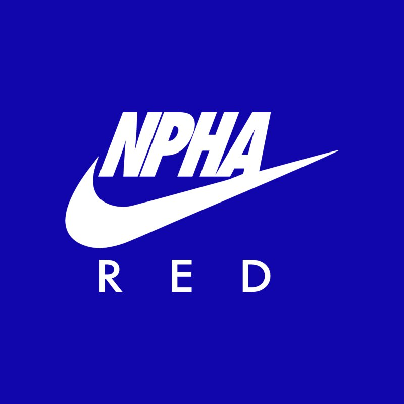NPHA RED II (Men's & Women's) by NPHA.SHOP