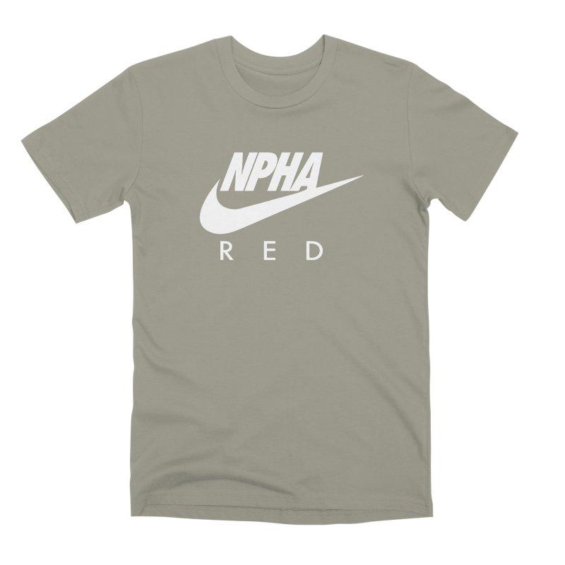 NPHA RED II (Men's & Women's) Men's Premium T-Shirt by NPHA.SHOP